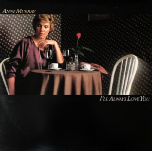 Anne Murray ‎- I'll Always Love You (LP) (VG+/VG)